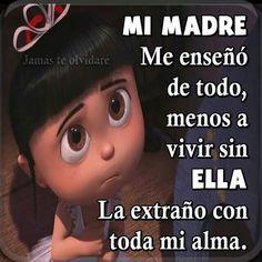 Amor a mi madre