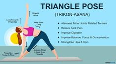 Triangle Pose (Trikonasana) - Yoga for Beginners