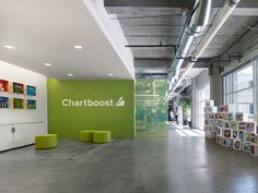Chartboost office by Min | Day San Francisco - California