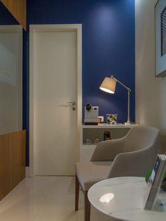 clinica lumia Front Desk, Cabinet, Storage, Furniture, Desk Ideas, Offices, Gabriel, Pilates, Home Decor