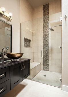 The Newport - contemporary - Bathroom - Other Metro - Tropicana Homes