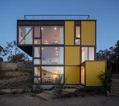 Casa Amarela / Aguilo & Pedraza Arquitectos