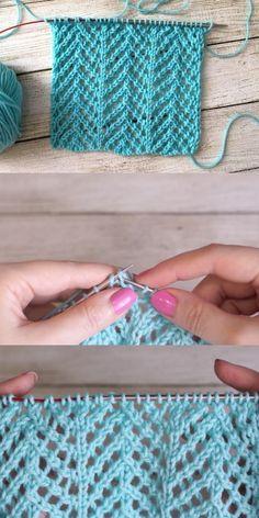 Fishbone Knit Women Summer Vest and Shawl Model Baby Knitting Patterns, Knitting Stiches, Knitting Videos, Knitting For Kids, Easy Knitting, Stitch Patterns, Knit Crochet, Lady Fish, Point Lace