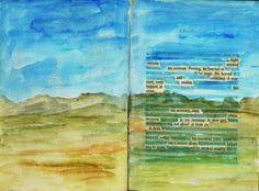 Altered books inspiration