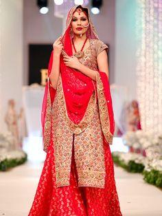 Bridal Couture Week 2012 Pakistani Couture, Pakistani Dresses, Pakistan Bride, Indian Goddess, Indian Fashion, Bridal Dresses, Desi, Asian, Couture Week