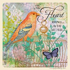 The Heart Knows by Joy Hall