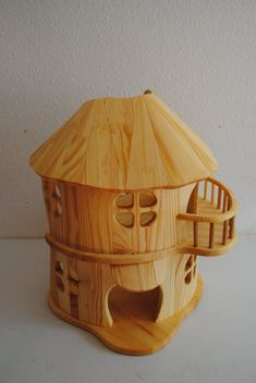BIRD CAGE W//BIRD WHITE 1:24 HALF SCALE DOLLHOUSE MINIATURES Heirloom Collection