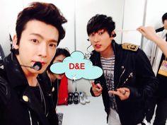 D&E :) pic.twitter.com/YGQJvUf4i6
