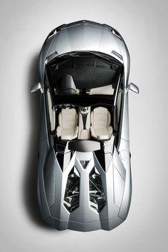 Lamborghini Aventador LP700-4 Roadster 2013 - https://www.luxury.guugles.com/lamborghini-aventador-lp700-4-roadster-2013/