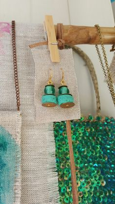 Straw Bag, Turquoise Necklace, Create, Shopping, Jewelry, Jewellery Making, Jewerly, Jewelery, Teal Necklace