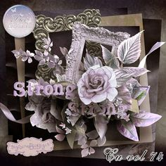 Cu by Bee Creation Cu by Bee Creation [] - Burlap Wreath, Digital Scrapbooking, Floral Wreath, Creations, Bee, Wreaths, Frame, Home Decor, Picture Frame