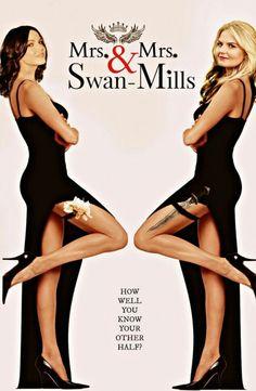 Swan Queen fanart