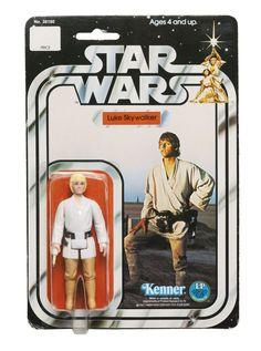 1978 Luke Skywalker Action Figure: $25,000
