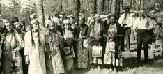 Colville women at the Ceremony of Tears marking the end of the salmon runs at Kettle Falls, Washington, Photo: University of Washington Glenn Miller, Kinds Of Music, My Music, Music Clips, Folk Music, Churchill, Juliana Louise, Puff The Magic Dragon, Moslem