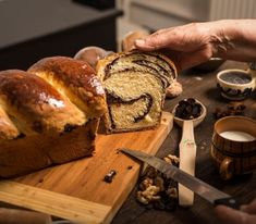 Reteta de cozonac cu cacao si nuca – reteta pentru incepatori   Cozonacul Dolofan Empire, Bread, Cakes, Cake Makers, Brot, Kuchen, Cake, Baking, Breads