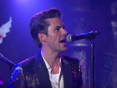 "Canal Electro Rock News: The Killers divulga novo álbum ""Wonderful Wonderful"" em programa de TV"