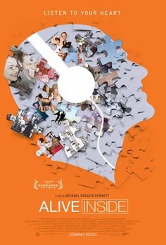 """Filmmaker Michael Rossato-Bennett's documentary """"Alive Inside"""" chronicles the astonishing experiences of individuals around the country who have been revitalized through the simple experience of listening to music."""