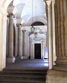 Palazzo Carignano, cortile interno #Torino