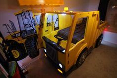 1000 images about awesome for caden on pinterest construction dump trucks and tool box dresser - Kids dump truck bed ...