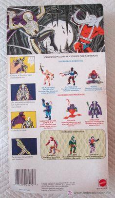 Figuras Masters del Universo: - Foto 4 - 19644093