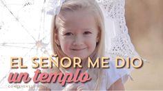 """Ayudas visuales e ideas para enseñar a los niños de la Primaria SUD la canción """"El Señor me dio un templo"""""""