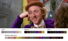 // Willy Wonka and the Chocolate Factory, 1971