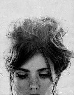 #mod, #60s, #makeup