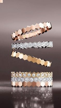 Genuine Silver eternity rings,Chaumet Paris style ring,CZ Diamond wedding…