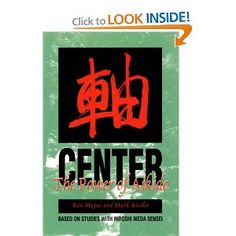 Great book helping to explain how to find and use the center of your body in Aikido.
