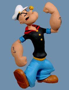 Popeye-Caches