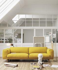 Rest sofa, Muuto. Design Anderssen & Voll