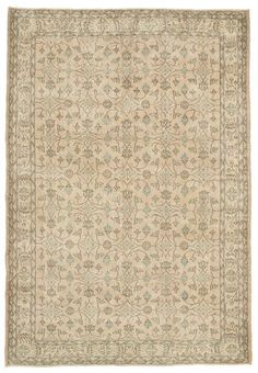 Tapis Colored Vintage 212x304 750