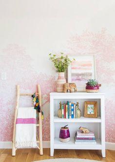 shelfie inspo for a little girl's room!
