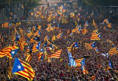 "Catalonia cannot obtain Freedom without destroying Spanish Economy and ""Bank Runs"" could be the path to Freedom!   Catalonia, that's a t..."