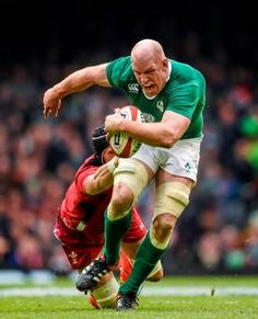 Alan Quinlan: Nothing he said felt unattainable, Paul O'Connell made us feel we could beat anyone!