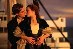 Titanic.... And people wonder why my idea of romance is askew.  I totally blame movies