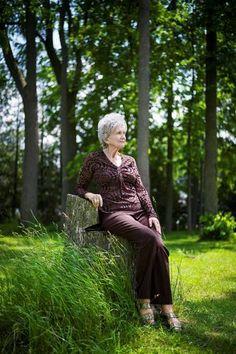 Det blir ingen flere bøker nå, sier novellisten Munro, som lenge trodde hun ikke ville få anerkjennelse før hun skrev en roman.