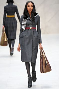 Burberry Prorsum Fall 2012 Ready-to-Wear Collection