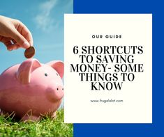 Are you looking for easy ways to save money? Here are six money-saving tips to help you get started—the best part is that they won't require anything drastic! Saving Ideas, Money Saving Tips, Ways To Save Money, How To Make Money, Cell Phone Plans, Money Today, Things To Know, Frugal, Told You So