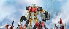New Official image of Combiner Wars Aerialbots