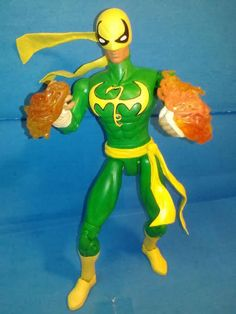 IRON FIST CUSTOM 12 inch 1/6 Hot Toys by AtenRaActionFigures