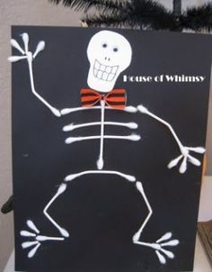 Fun Halloween craft.