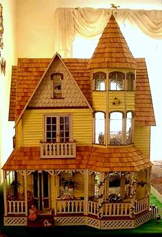 Maybe convert to Barbie size house - yes, I know, I'm obsessed.