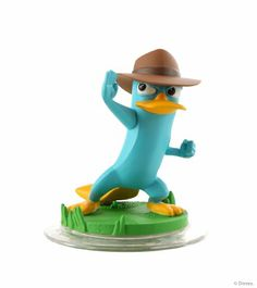 Disney INFINITY: Agent P (Phineas and Ferb)