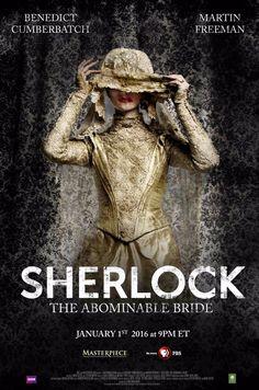 SHERLOCK (BBC) ~The pre-Season 4 special, SHERLOCK: THE ABOMINABLE…