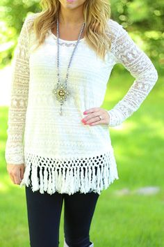 In The Arms Of An Angel Tunic
