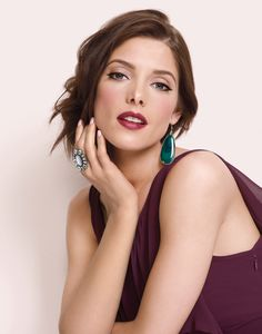 New Mark. Cosmetics outtakes from the Fall 2012 campaign. {HQ} - ashley-greene Photo