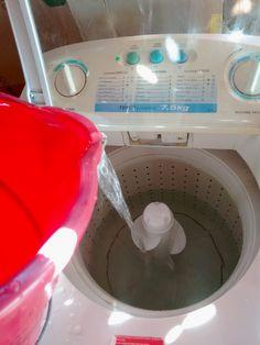 O jeito certo de lavar sua Máquina de Lavar Roupas (sim, é preciso!) | SOS Solteiros