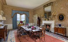 Expensive: The spectacular property, which is the birthplace of John Paul Jones, will set you back a cool £1.65million
