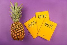 GUTS #1 Buffet by Lucía Cordero, via Behance